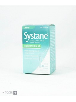 SYSTANE ULTRA PLUS HIDRATACION UD 30 X 0.7 ML