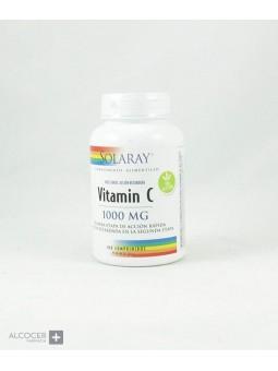 SOLARAY VITAMINA C 1000 MG 100 COMPRIMIDOS