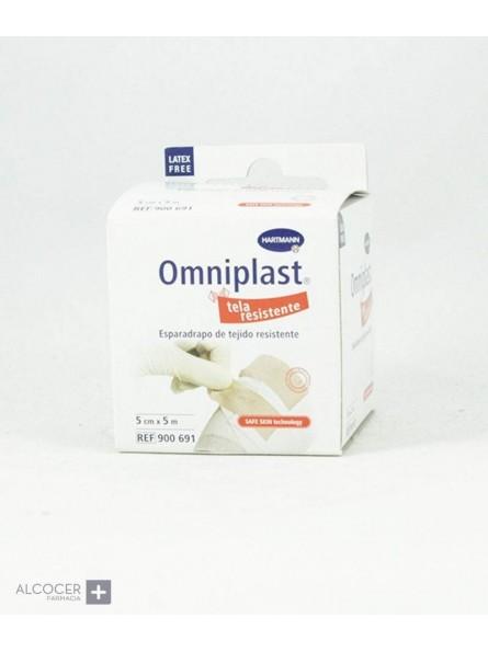 OMNIPLAST COLOR CARNE 5 CM X 5M