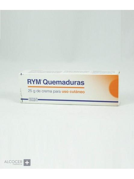 RYM QUEMADURAS 25 G