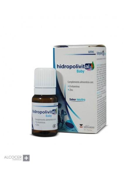HIDROPOLIVITAL BABY GOTAS 10 ML