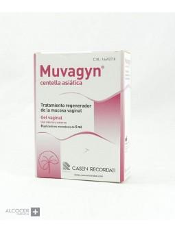MUVAGYN CENTELLA ASIATICA GEL VAGINAL 8 X 5ML