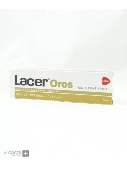 LACER OROS PASTA DENTIFRICA 75 ML