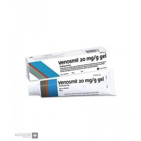 VENOSMIL 20 mg/g GEL CUTANEO 1 TUBO 60 g