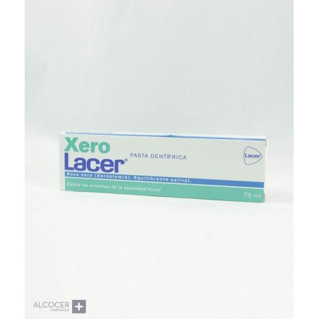 LACER XEROLACER PASTA DENTAL 75 ML