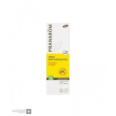 PRANAROM AROMAPIC SPRAY ANTI-MOSQUITOS 100 ML