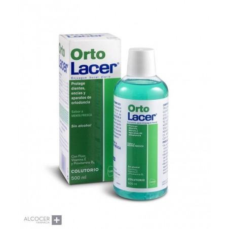 LACER ORTOLACER COLUTORIO MENTA 500 ML