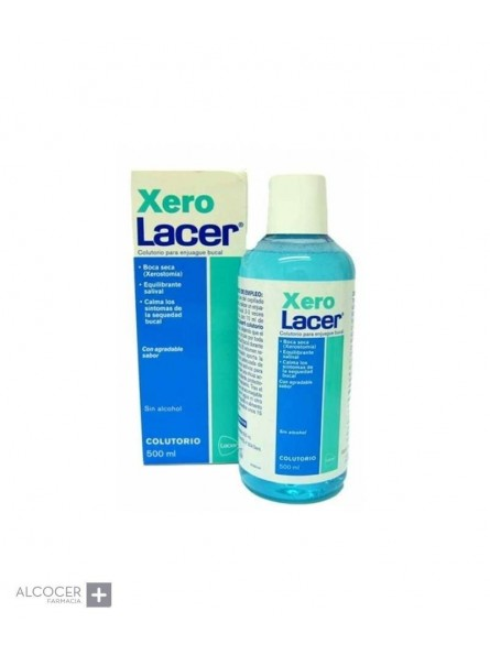 LACER XEROLACER COLUTORIO 500 ML