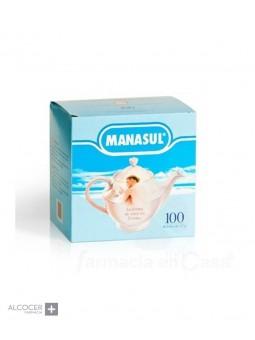 MANASUL CLASSIC 100 BOLSITAS PARA INFUSION