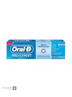 ORAL-B PRO-EXPERT PASTA MULTI-PROTECCION 75+25ML
