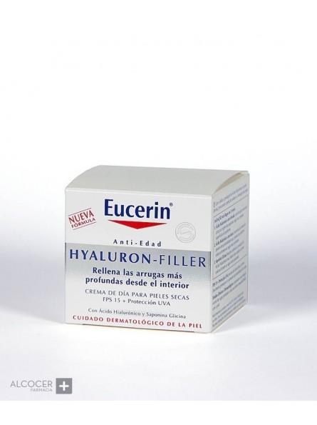 EUCERIN HYALURON-FILLER DIA SECAS 50 ML