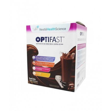OPTIFAST BATIDOS CHOCOLATE 9 SOBRES