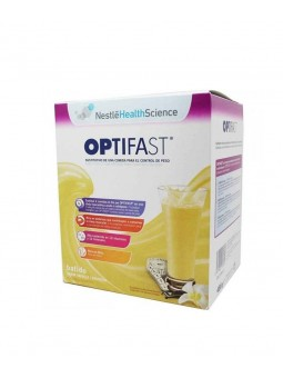 OPTIFAST BATIDOS VAINILLA 9 SOBRES