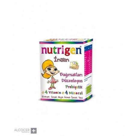 BESIBZ NUTRIGEN INULIN 10 SOBRES NP+