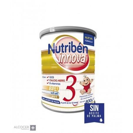 NUTRIBEN 3 INNOVA 800 GRAMOS
