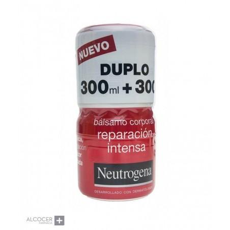 NEUTROGENA BALSAMO CORPORAL INTENSO 2 X 300 ML