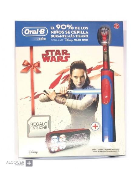 ORAL-B CEPILLO ELECTRICO VITALITY STAR WARS