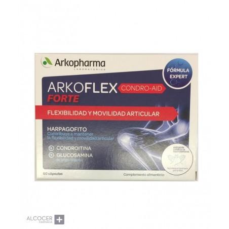 ARKOPHARMA ARKOFLEX FORTE 60 CAPSULAS
